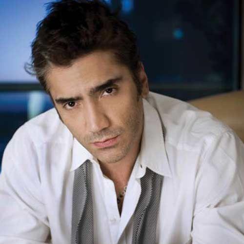 Alejandro Fernandez Looking Serious